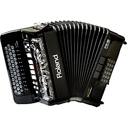 Roland Diatonic V-Accordion (FR-18D-BK)