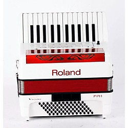 Roland FR-1 V-Accordion Piano or Button Type (USED005012 FR-1W)