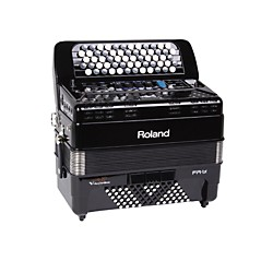 Roland FR-1xb V-Accordion (Button Style) (FR-1XB-BK)