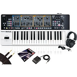 Roland Gaia SH-01 Synth Package (ROLANDGAIAKIT1)