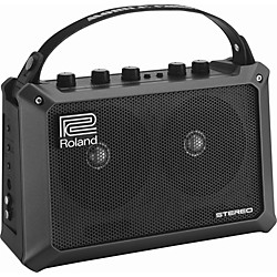 Roland Mobile Cube Battery-Powered Stereo Guitar Combo Amp (MOBILE-CUBE)