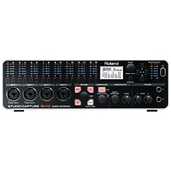 Roland Studio-Capture USB 2.0 Audio Interface (UA-1610)