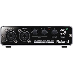 Roland UA-22 DUO CAPTURE  EX USB Audio/MIDI Interface (UA-22)