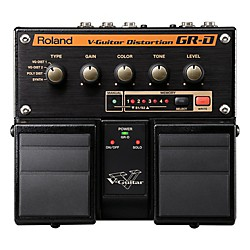 Roland V-Guitar Distortion Effects Pedal (GR-D)