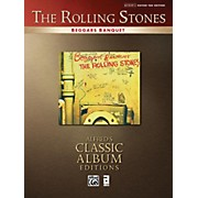 Alfred Rolling Stones Beggars Banquet Songbook