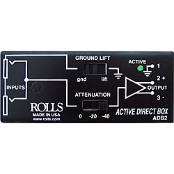 Rolls ADB2 Phantom Direct Box (ADB2)