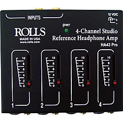 Rolls HA43 Stereo Headphone Amp (HA43)