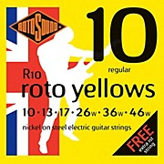 Rotosound Roto Yellows Electric Guitar Strings
