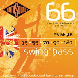 Rotosound RS665LB Bass Strings (RS665LB)