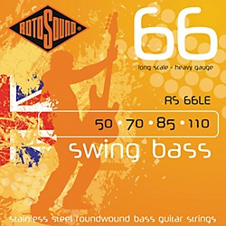 Rotosound RS66LE Heavy Long Scale Bass Strings (RS66LE)