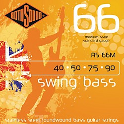 Rotosound RS66M Medium Scale Bass Strings (RS66M)