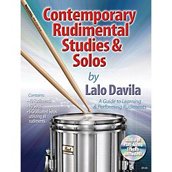 Row-Loff Contemporary Rudimental Studies & Solos Book (1018)