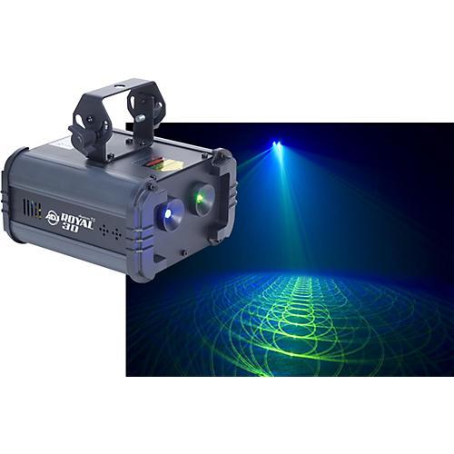 American DJ Royal 3D Laser Effect-thumbnail