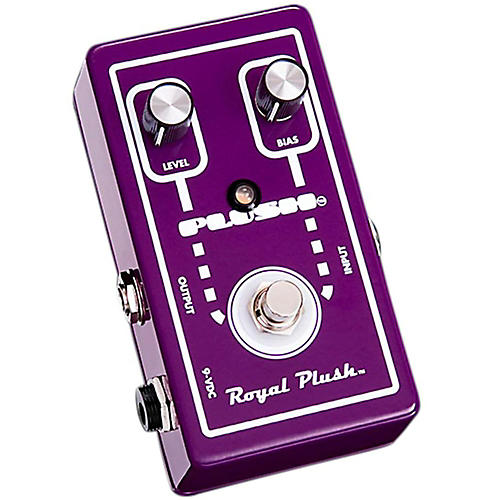 Plush Royal Plush Compressor Guitar Effects Pedal-thumbnail