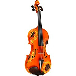 Rozanna's Violins Sunflower Delight Series Violin Outfit (SSN5034)