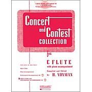 Hal Leonard Rubank Concert And Contest Collection - Flute (Book/CD)
