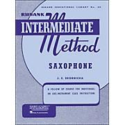 Hal Leonard Rubank Intermediate Method Saxophone