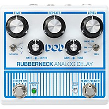 DOD Rubberneck Analog Delay Pedal with Tap Tempo