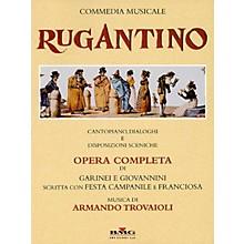 Ricordi Rugantino - A Musical Comedy (Vocal Score) Score Composed by Armando Trovaioli