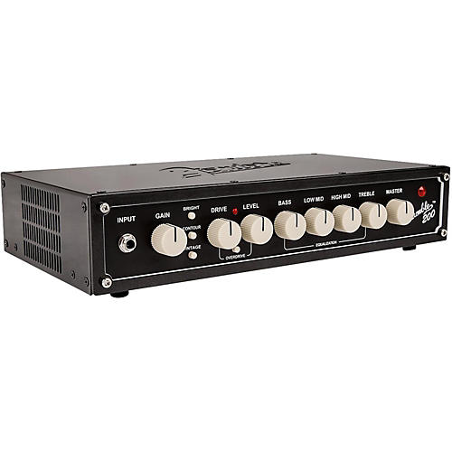 Fender Rumble 200W Bass Amp Head-thumbnail