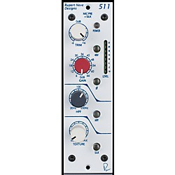 Rupert Neve Designs Portico 511 500 Series Mic Pre with Texture (Portico 511)