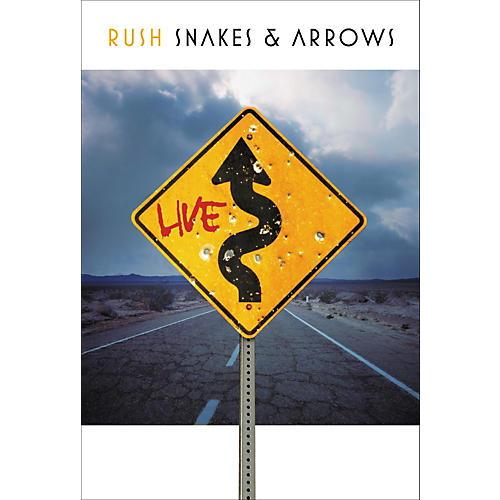 ZOE Rush - Snakes and Arrows Live 3-DVD Set-thumbnail