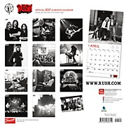 Browntrout Publishing Rush 2017 Bravado Calendar