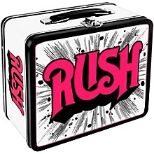 Hal Leonard Rush Lunch Box