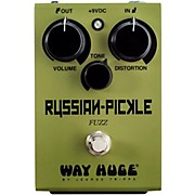Way Huge Electronics Russian Pickle Fuzz Pedal