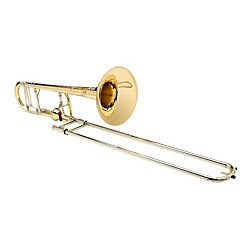 S.E. SHIRES Chicago Model Tenor Trombone with Axial-Flow F Attachment (Chicago)