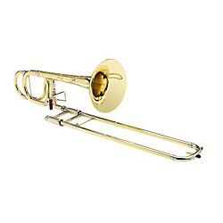 S.E. SHIRES Custom Alto Trombone in Yellow Brass (Shires Custom-Alto-YR)