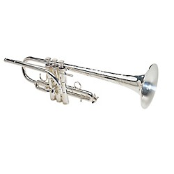 S.E. SHIRES Model 6F/6FD Eb/D Trumpet (6F-D-SP)