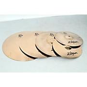 Zildjian S Family Rock Cymbal Set