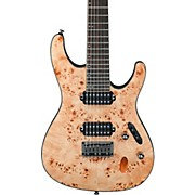 Ibanez S Series S7721PB 7-String Electric Guitar