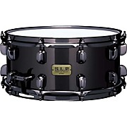 Tama S.L.P. Black Brass Snare Drum