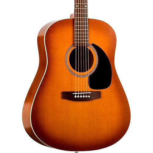 Seagull S6 Entourage Acoustic Guitar Rustic Burst