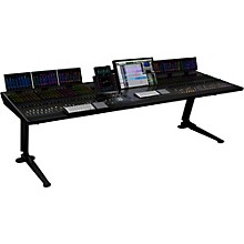 Avid S6 M40 24-9-D (24 channel strips, 9 knobs per channel, 3x display module)