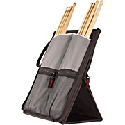 Sabian SABIAN SSF12 STICK FLIP STICK BAG BLACK WITH RED