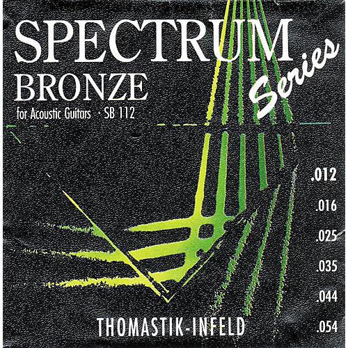 Thomastik SB112 Spectrum Bronze Acoustic Strings Medium-Light-thumbnail