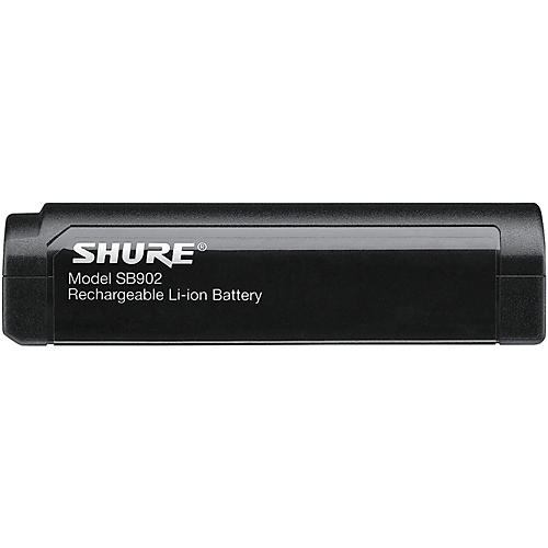 Shure SB902 Lithium Battery for GLX-D Microphones-thumbnail