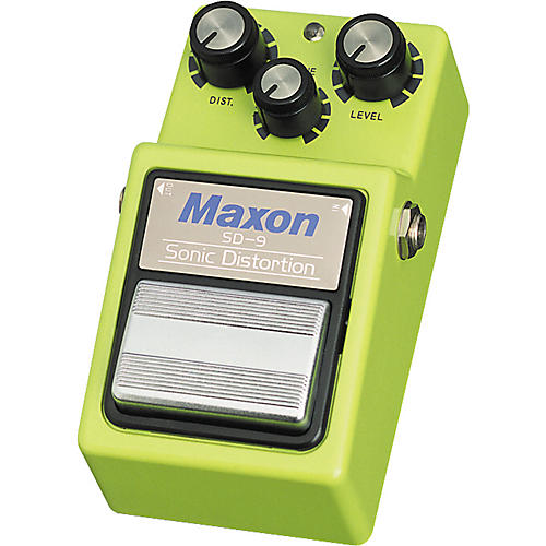 Maxon SD-9 Sonic Distortion-thumbnail