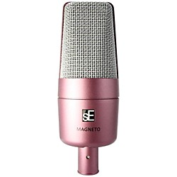 SE Electronics Magneto Limited Edition Studio Condenser Microphone (SEE-MAGNETO)