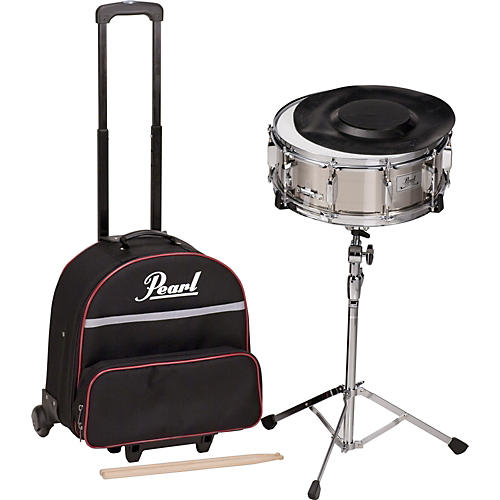 Pearl SK900C Snare Drum Kit & Case with Wheels