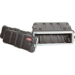 SKB 3-Space Standard Rack Case (1SKB19-3U)