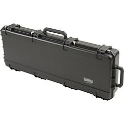 SKB Injection-Molded Single Cutaway ATA Guitar Flight Case (3I-4214-56)