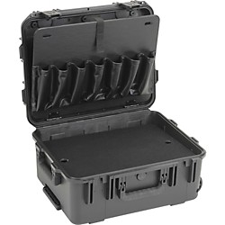 SKB Percussion / Mallet Case w/ Mallet Holsters and Trap Table (3i-1914-8B-P)