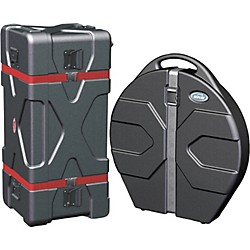 SKB Roto-X Trap and ATA Cymbal Vault Set (KIT 769874)