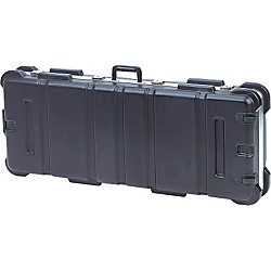 SKB SKB-4214W 61-Key Keyboard Case with Wheels (1SKB-4214W)