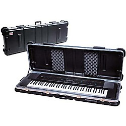 SKB SKB-5014W 76-Key Keyboard Case with Wheels (1SKB-5014W)