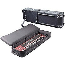 SKB SKB-KB76 76-Key Keyboard Bag with Wheels (1SKB-KB-76)